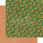 Graphic 45 - St Nicholas Collection - Christmas - 12 x 12 Double Sided Paper - Candy Cane Wishes