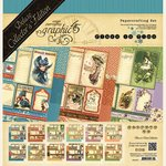 Graphic 45 - Place in Time Collection - Deluxe Collector's Edition - 12 x 12 Papercrafting Kit