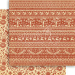 Graphic 45 - Winter Wonderland Collection - Christmas - 12 x 12 Double Sided Paper - Scandinavian Sampler