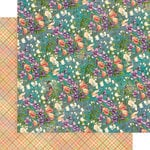 Graphic 45 - Fairie Dust Collection - 12 x 12 Double Sided Paper - Moonlit Blooms