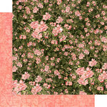 Graphic 45 - Floral Shoppe Collection - 12 x 12 Double Sided Paper - Verdant Blossoms