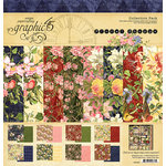 Graphic 45 - Floral Shoppe Collection - 12 x 12 Collection Kit