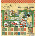 G45 Christmas Magic 12x12 papers