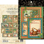 Graphic 45 - Christmas Magic Collection - Ephemera