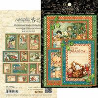Graphic 45 - Christmas Magic Collection - Ephemera