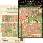 Graphic 45 - Garden Goddess Collection - Ephemera