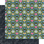 Graphic 45 - Flutter Collection - 12 x 12 Double Sided Paper - Iridescent