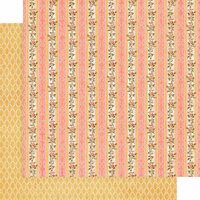 Graphic 45 - Princess Collection - 12 x 12 Double Sided Paper - Loveliest of All