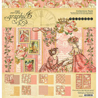 Graphic 45 - Princess Collection - 12 x 12 Paper Pad