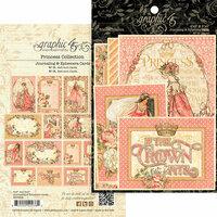 Graphic 45 - Princess Collection - Ephemera