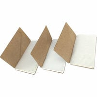 Graphic 45 - Staples Embellishments Collection - Notebook Set
