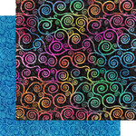 Graphic 45 - Kaleidoscope Collection - 12 x 12 Double Sided Paper - Boldly Brilliant