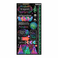 Graphic 45 - Kaleidoscope Collection - Stickers