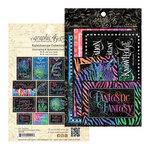 Graphic 45 - Kaleidoscope Collection - Ephemera Cards