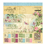 Graphic 45 - Bloom Collection - 12 x 12 Collection Pack