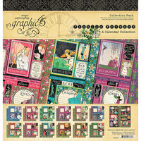 Graphic 45 - Fashion Forward Collection - 12 x 12 Collection Pack