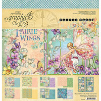 Graphic 45 - Fairie Wings Collection - 12 x 12 Collection Pack