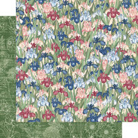 Graphic 45 - Blossom Collection - 12 x 12 Double Sided Paper - Uplift