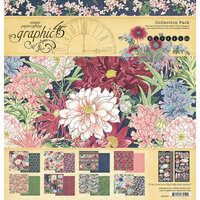 Graphic 45 - Blossom Collection - 12 x 12 Collection Pack