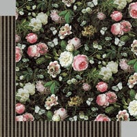 Graphic 45 - Elegance Collection - 12 x 12 Double Sided Paper - Exquisite