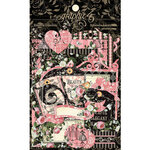 Graphic 45 - Elegance Collection - Die Cut Assortment