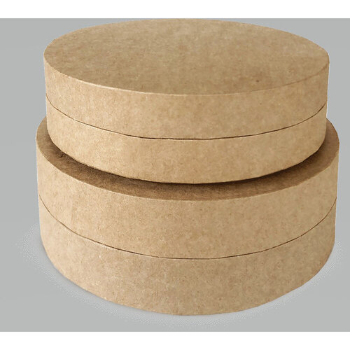 Graphic 45 - Staples Collection - Stacking Circle Box Set