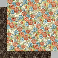 Graphic 45 - Well Groomed Collection - 12 x 12 Double Sided Paper - Cutie Pie