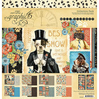 Graphic 45 - Well Groomed Collection - 12 x 12 Collection Pack