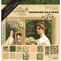 Graphic 45 - Portrait Of A Lady Collection - Deluxe Collector's Edition