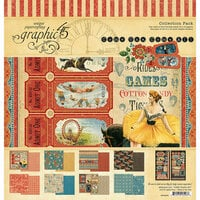 Graphic 45 - Come One, Come All! Collection - 12 x 12 Collection Pack