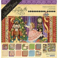 Graphic 45 - Nutcracker Sweet Collection - Christmas - 12 x 12 Deluxe Collector's Edition