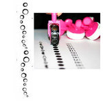Glitz Design - Roller Doodles Collection - Roller Stamps - Bubbles, CLEARANCE