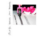 Glitz Design - Roller Doodles Collection - Roller Stamps - Thank You, CLEARANCE