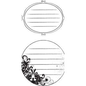 Glitz Design - Rub Ons - Jounaling 1, CLEARANCE