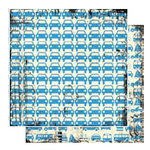 Glitz Design - Basics Collection - 12x12 Double Sided Paper - Cars