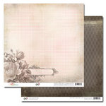 Glitz Design - Beautiful Dreamer Collection - 12 x 12 Double Sided Paper - Houndstooth