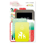 Glitz Design - Finnley Collection - Cardstock Pieces - Bits and Pieces