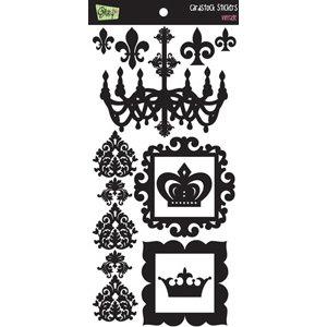 Glitz Designs - Cardstock Stickers - Vintage