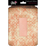 Glitz Design - Afternoon Muse Collection - Chipboard Album