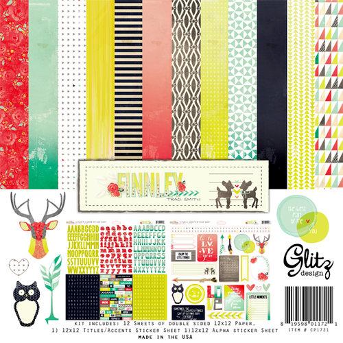 Glitz Design - Finnley Collection - 12 x 12 Collection Pack