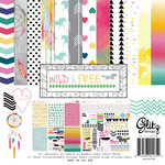 Glitz Design - Wild and Free Collection - 12 x 12 Collection Pack