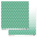 Glitz Design - Dapper Dan Collection - 12 x 12 Double Sided Paper - Geometric