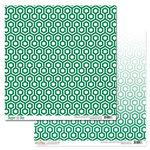 Glitz Design - Dapper Dan Collection - 12 x 12 Double Sided Paper - Geometric