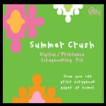Glitz Design - Summer Crush Collection - Digital Printable CD, CLEARANCE