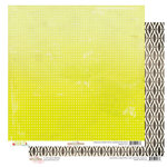 Glitz Design - Finnley Collection - 12 x 12 Double Sided Paper - Neon