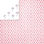 Glitz Design - Felicity Collection - 12 x 12 Double Sided Paper - Chain