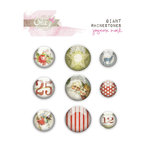 Glitz Design - Joyeux Noel Collection - Christmas - Giant Rhinestones