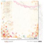 Glitz Design - Hello Friend Collection - 12 x 12 Double Sided Paper - Bokeh