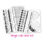 Glitz Design - Rub Ons Kit
