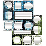 Glitz Design - Basics Collection - 12x12 Journaling Cards, CLEARANCE